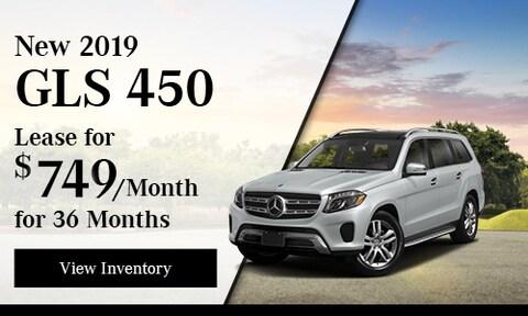 New 2019 GLS 450