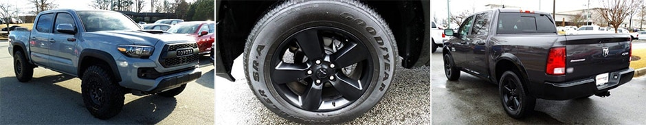 Pre-Owned Customs at Stevenson-Hendrick Honda Wilmington