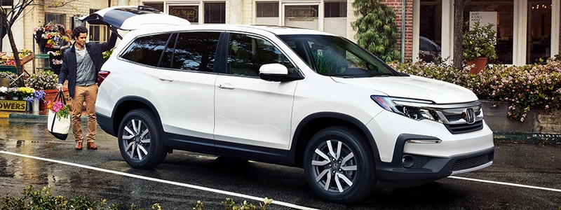 2019 Honda Pilot Wilmington North Carolina
