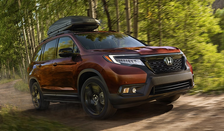 New 2019 Honda Passport Wilmington NC