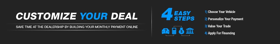 Customize Your Deal Banner - All VLPs