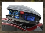 Thule Extended Cargo Carrier