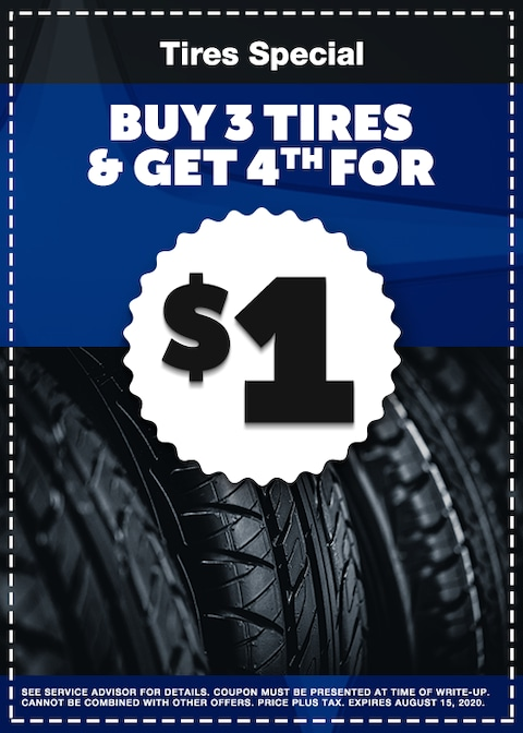 July Tires