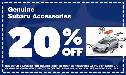 September Accessories Parts Special