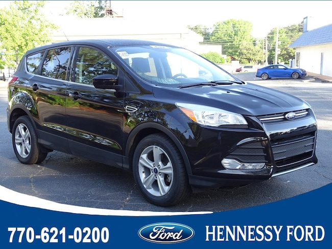 Used 2016 Ford Escape SE SUV For Sale in Atlanta, GA
