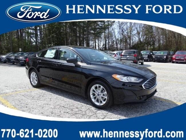 2019 Ford Fusion SE Sedan For Sale in Atlanta, GA