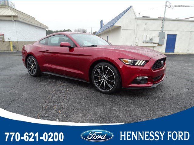 2016 Ford Mustang EcoBoost Coupe For Sale in Atlanta, GA
