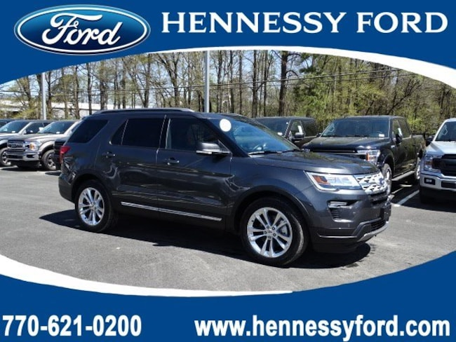2019 Ford Explorer XLT SUV For Sale in Atlanta, GA