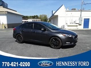 Used 2016 Ford Focus SE Sedan for Sale in Atlanta, GA