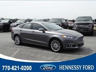 Used 2014 Ford Fusion SE Sedan for Sale in Atlanta, GA
