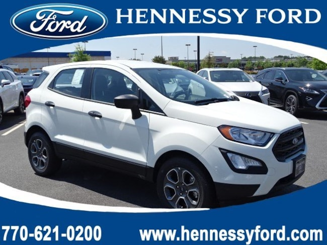 2019 Ford EcoSport S Crossover For Sale in Atlanta, GA