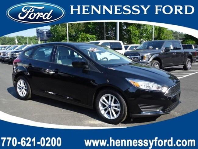 2018 Ford Focus SE SE Hatch For Sale in Atlanta, GA