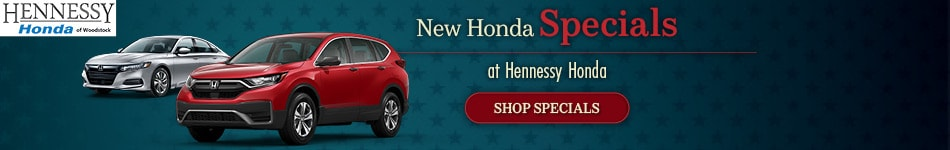 New Honda Specials - June 2020