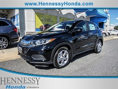 New Honda 2019 Honda HR-V LX 2WD SUV 3CZRU5H32KG701901 for sale in Woodstock, GA