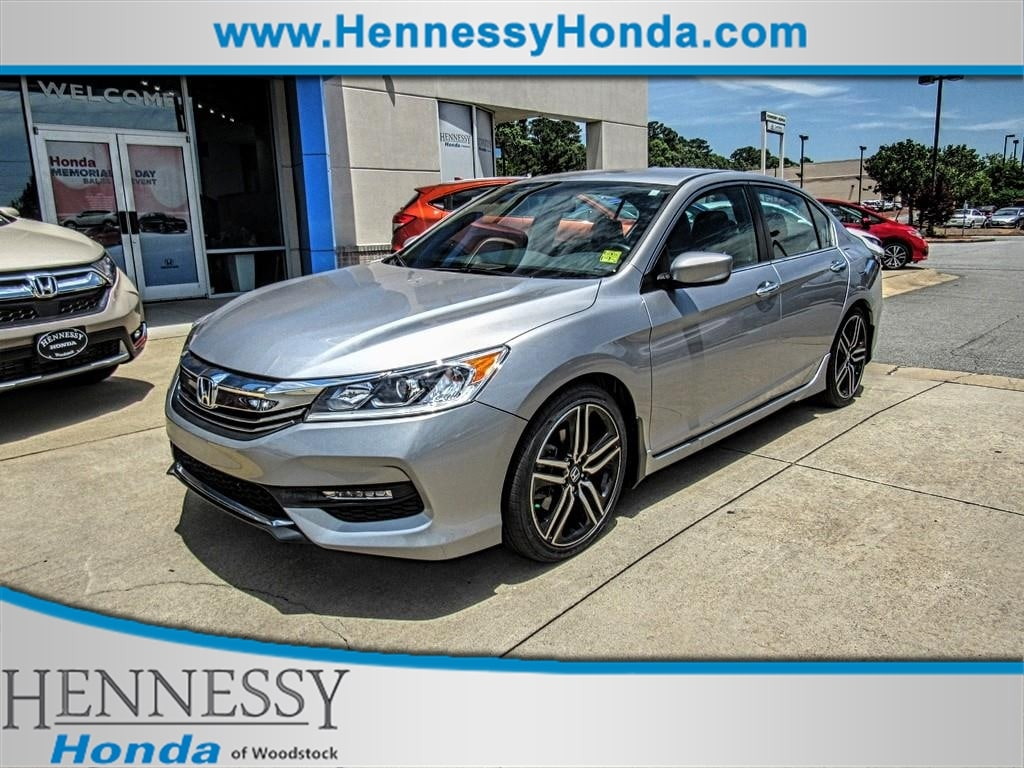 2016 Honda Accord 4DR I4 CVT Sport Sedan