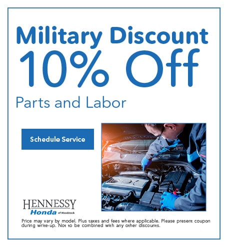 Military Discount Special