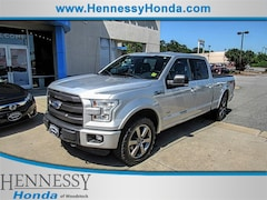 Used Honda Cars 2015 Ford F-150 4WD Supercrew 157 Lariat Truck SuperCrew Cab 1FTFW1EG9FFC96565 for sale in Woodstock, GA