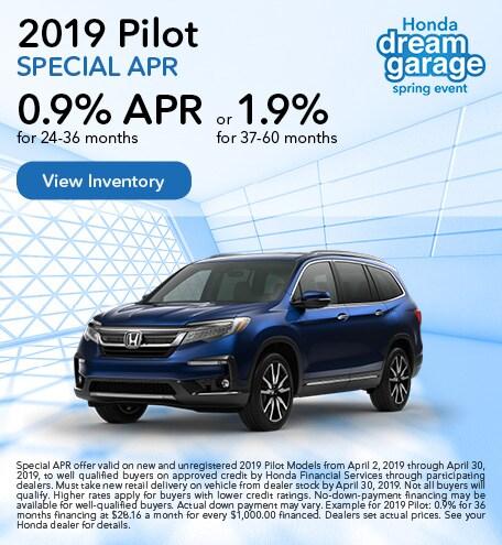 OT 2019 Pilot Special APR 4/9/2019