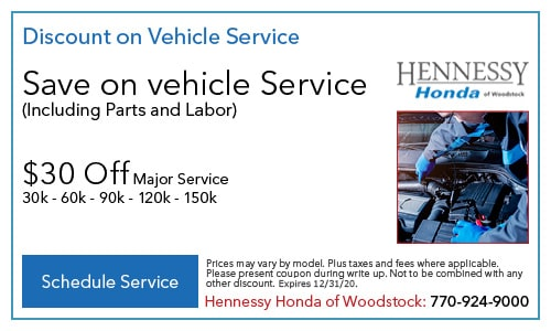 Save on Your Next Service