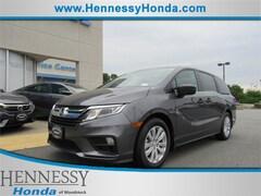 2019 Honda Odyssey LX V6 Van