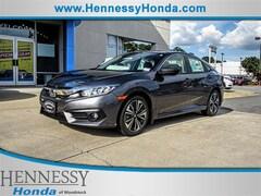 New Honda 2018 Honda Civic EXL 1.5T Navi Sedan for sale in Woodstock, GA