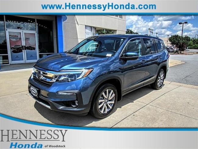 New 2019 Honda Pilot EX 2WD SUV for sale in Woodstock, GA at Hennessy Honda