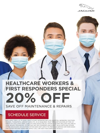 Healthcare Workers & First Responders Special