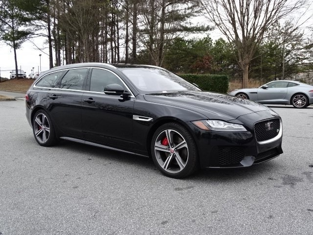 2018 Jaguar XF First Edition Sportbrake Wagon