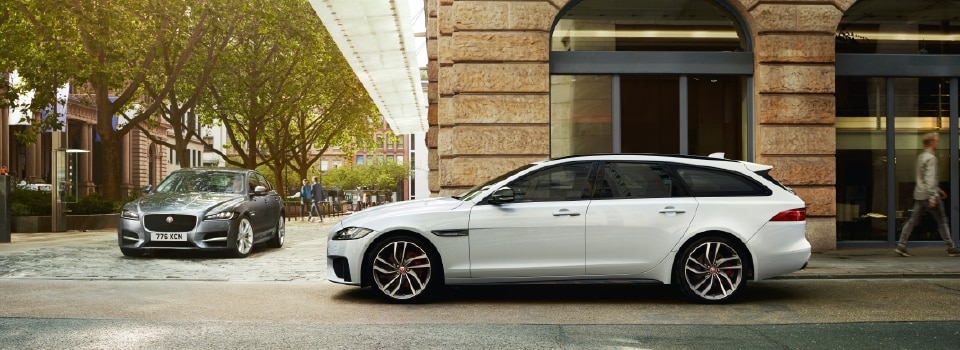 High Quality 2018 Jaguar XF Sportbrake