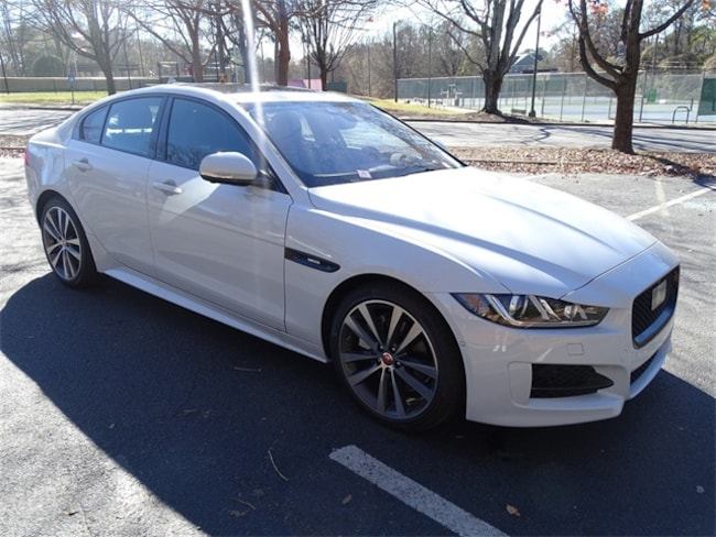 2019 Jaguar XE R-Sport Sedan