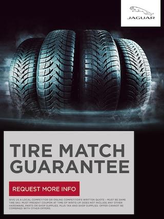 Tire Match Guarantee