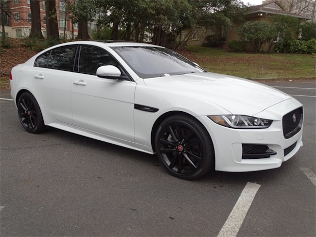 2019 Jaguar XE 30t R-Sport Sedan