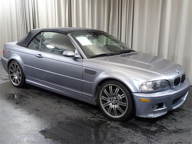 2004 BMW M3 Base Convertible