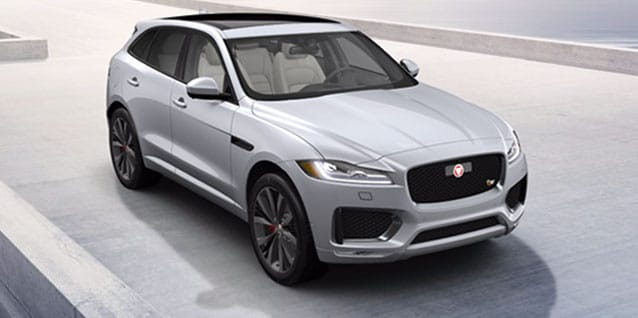 Perfect 2017 Jaguar F PACE