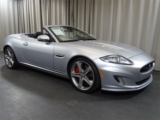 2014 Jaguar XK XKR Convertible