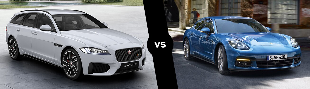 Elegant 2018 Jaguar SportBrake Vs 2018 Porsche Panamera