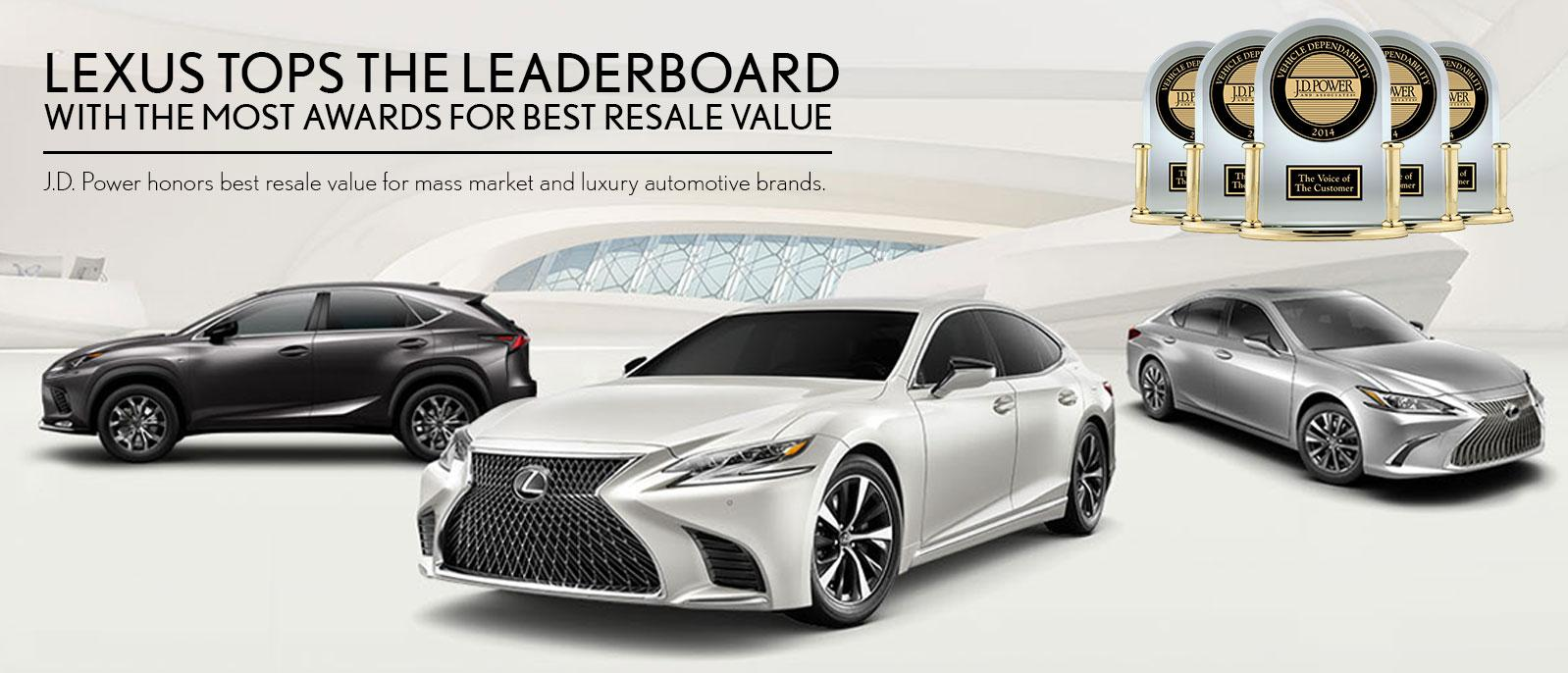 Lexus Resale Value