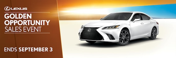 Lexus Golden Opportunity Sales Event 2019 In Atlanta Georgia