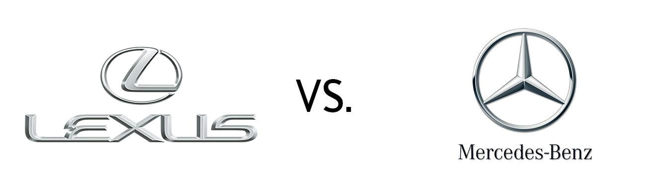 Lexus vs Mercedes