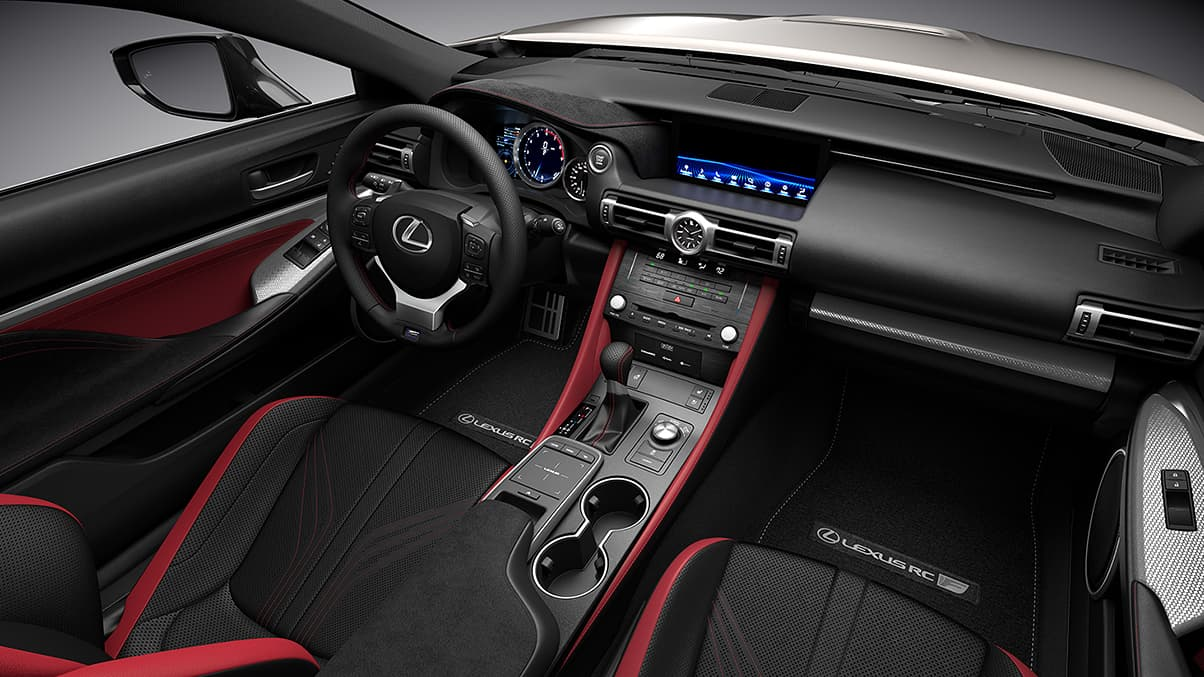 Lexus Sports Cars - RC Cockpit