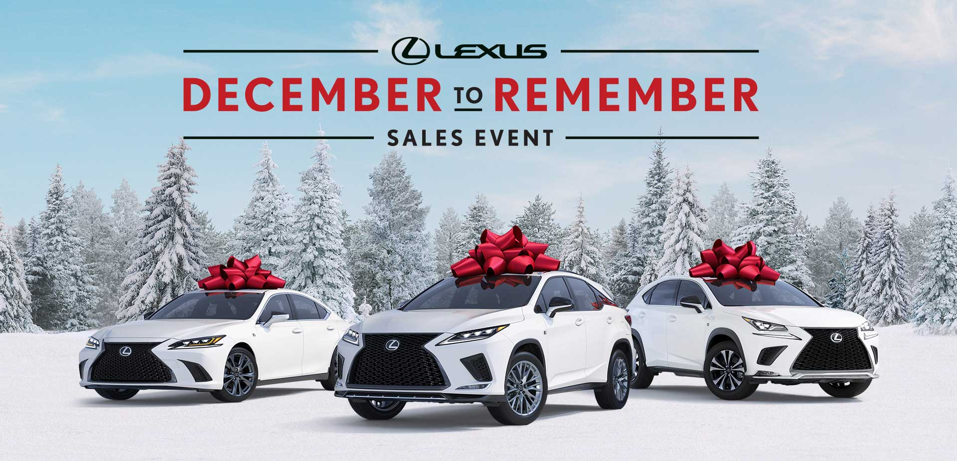 Lexus December to Remember