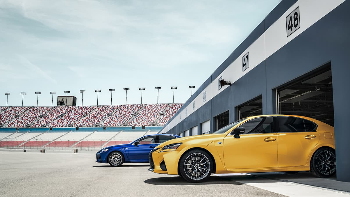 Lexus Sports Cars - GS F Profile