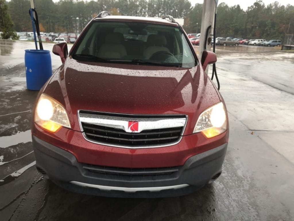 Used 2008 Saturn VUE For Sale at Hennessy Mazda | VIN