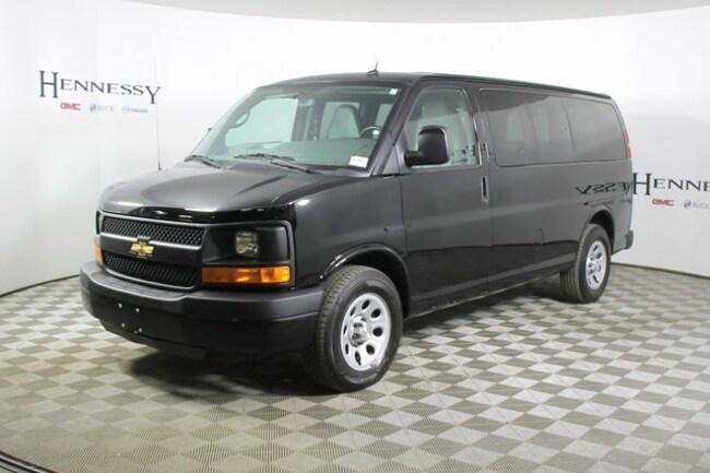 2013 Chevrolet Express 1500 LS Minivan/Van