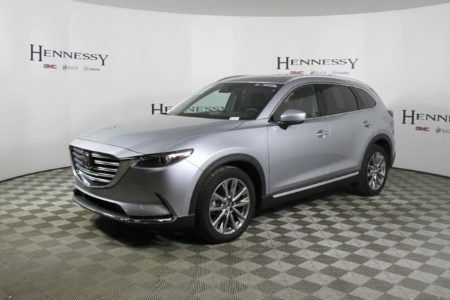 2017 Mazda CX-9 Grand Touring SUV