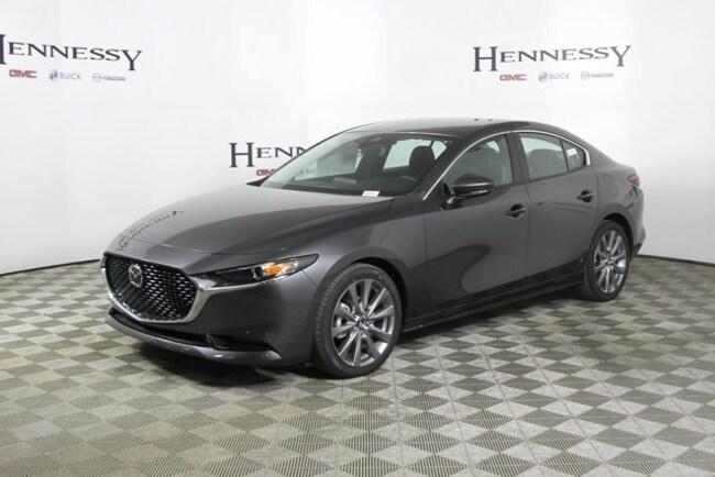 2019 Mazda Mazda3 Select Package Sedan