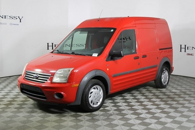 622d876deaca63 Used 2010 Ford Transit Connect For Sale at Hennessy Mazda