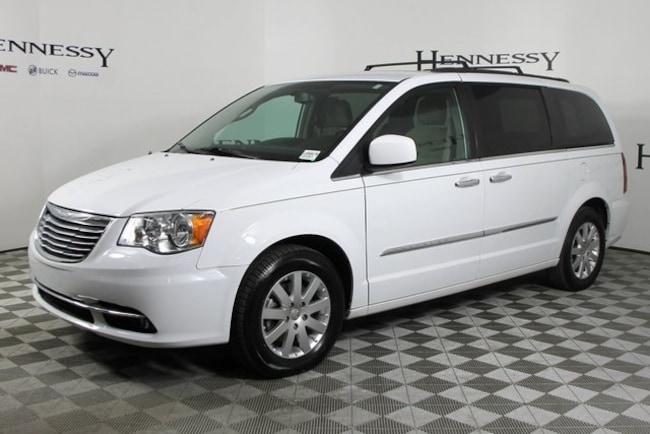 2015 Chrysler Town & Country Touring Minivan/Van