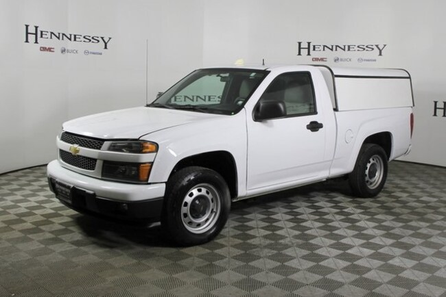 2012 Chevrolet Colorado Work Truck Truck