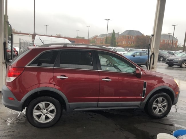 Used 2008 Saturn VUE For Sale at Hennessy Auto | VIN